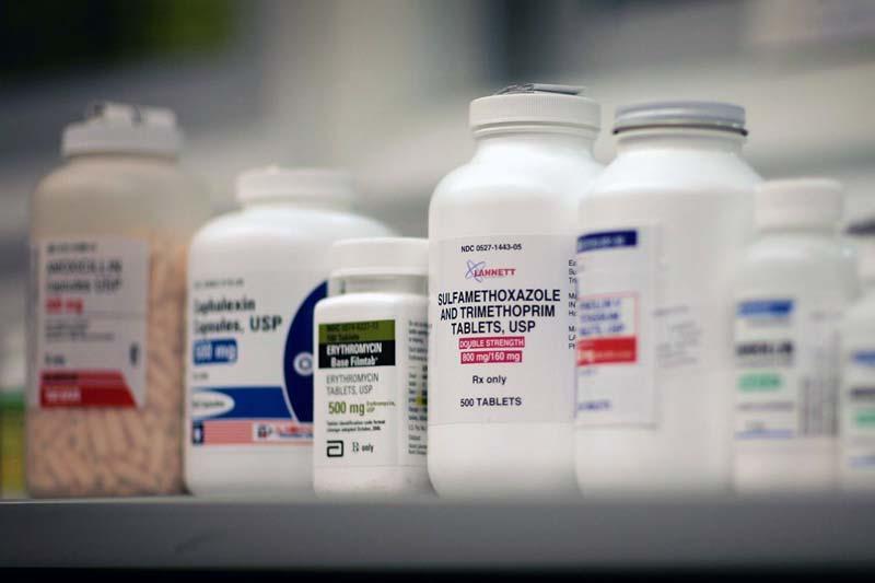 Diaper rash from antibiotics